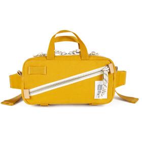 Topo Designs Mini Quick Pack, mustard canvas